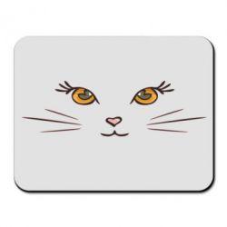 Коврик для мыши Кошачек - FatLine