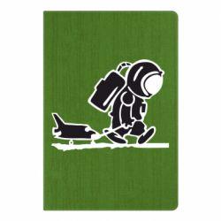 Блокнот А5 Космонавт