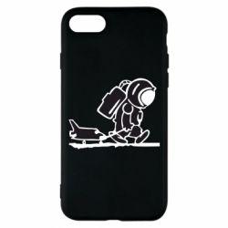 Чохол для iPhone 7 Космонавт