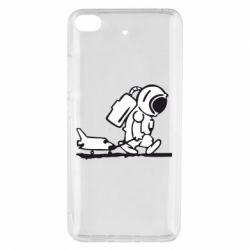 Чохол для Xiaomi Mi 5s Космонавт