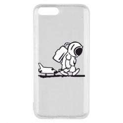 Чохол для Xiaomi Mi6 Космонавт