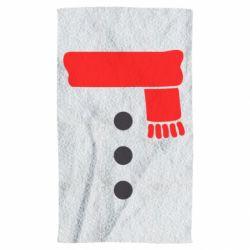 Рушник Костюм сніговика