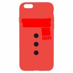 Чохол для iPhone 6/6S Костюм сніговика