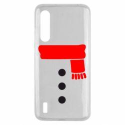 Чохол для Xiaomi Mi9 Lite Костюм сніговика