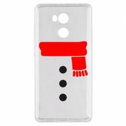 Чехол для Xiaomi Redmi 4 Pro/Prime Костюм снеговика - FatLine