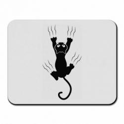 Килимок для миші кот когти