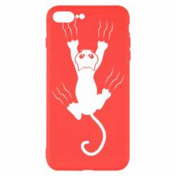 Чохол для iPhone 7 Plus кот когти