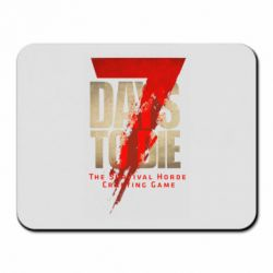 Килимок для миші 7 Days To Die