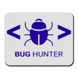 Килимок для миші Bug Hunter