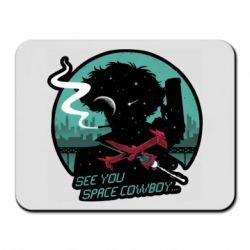 Коврик для мыши Cowboy bebop