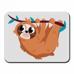 Килимок для миші Cute sloth