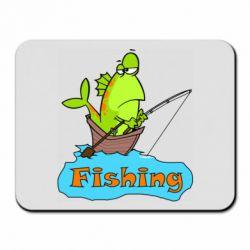 Коврик для мыши Fish Fishing