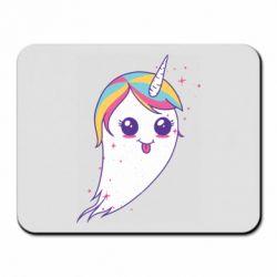 Килимок для миші Ghost Unicorn