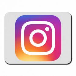 Килимок для миші Instagram Logo Gradient