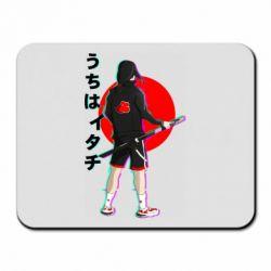 Килимок для миші Itachi in modern clothes