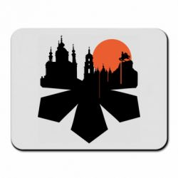 Килимок для миші Kiev city of chestnuts