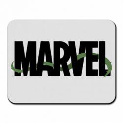 Коврик для мыши Marvel logo and vine