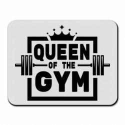 Килимок для миші Queen Of The Gym