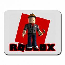 Коврик для мыши Roblox Builderman