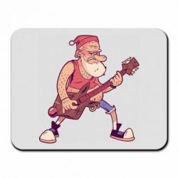 Килимок для миші Rock'n'roll Santa