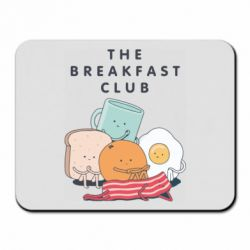 Килимок для миші The breakfast club