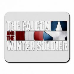 Килимок для миші The Falcon and the Winter Soldier