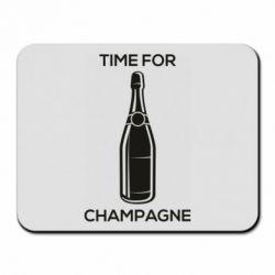 Килимок для миші Time for champagne