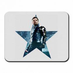 Килимок для миші Winter Soldier Star