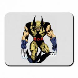 Килимок для миші Wolverine comics