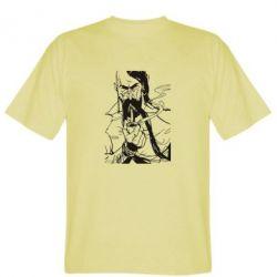 Мужская футболка Козачина з люлькою - FatLine
