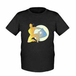 Детская футболка Kozak and drum