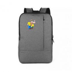Рюкзак для ноутбука Козак і муха