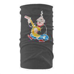 Бандана-труба Козак с бандурой