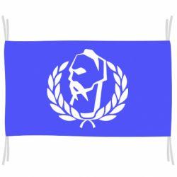 Прапор Козак у вінку