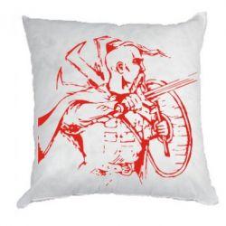 Подушка Козак з щитом