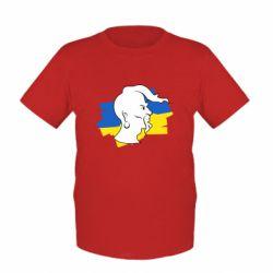 Детская футболка Kozak zahisnik