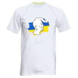Мужская спортивная футболка Kozak zahisnik