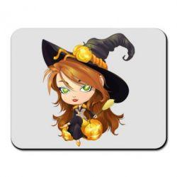 Коврик для мыши Красивая ведьма - FatLine