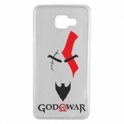 Чохол для Samsung A7 2016 Kratos - God of war