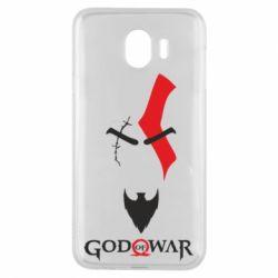 Чохол для Samsung J4 Kratos - God of war