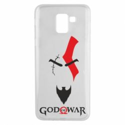 Чехол для Samsung J6 Kratos - God of war