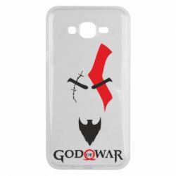 Чохол для Samsung J7 2015 Kratos - God of war
