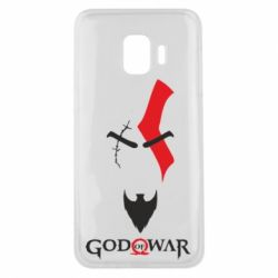 Чохол для Samsung J2 Core Kratos - God of war