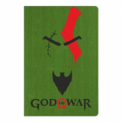 Блокнот А5 Kratos - God of war