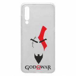 Чохол для Xiaomi Mi9 Kratos - God of war