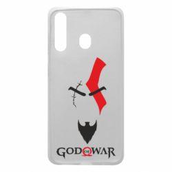 Чехол для Samsung A60 Kratos - God of war