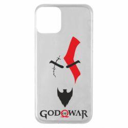 Чехол для iPhone 11 Kratos - God of war
