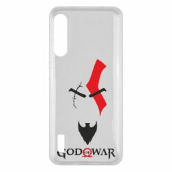 Чохол для Xiaomi Mi A3 Kratos - God of war