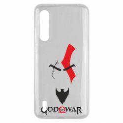 Чехол для Xiaomi Mi9 Lite Kratos - God of war