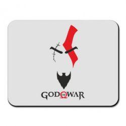 Килимок для миші Kratos - God of war
